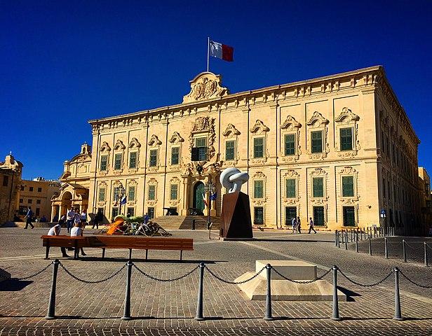 Auberge de Castille Vallette