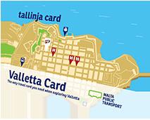 Valletta-Card