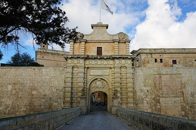 gate mdina