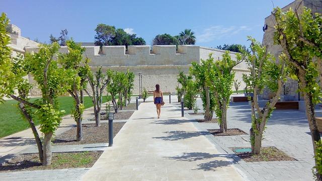 jardins mdina